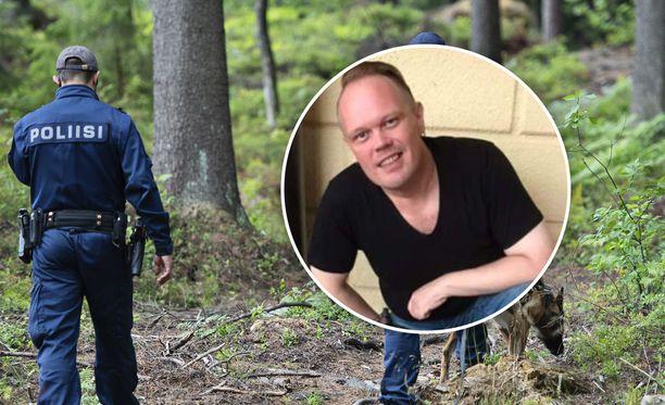 Kadonneen Janne Huttusen etsintöjä on edelleen jatkettu.