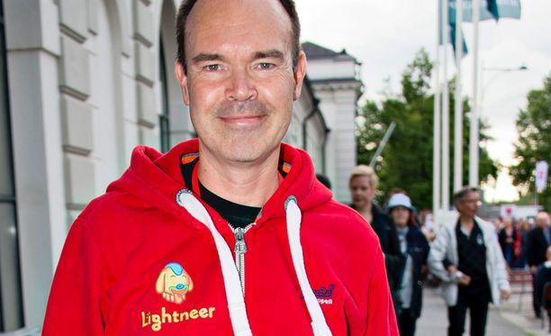 Peter Vesterbacka työskenteli Roviolla kuusi vuotta.