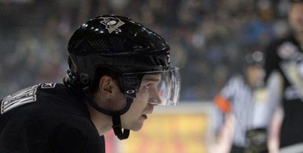 Janne Pesonen on alunperin Anaheimin varaus vuodelta 2004.