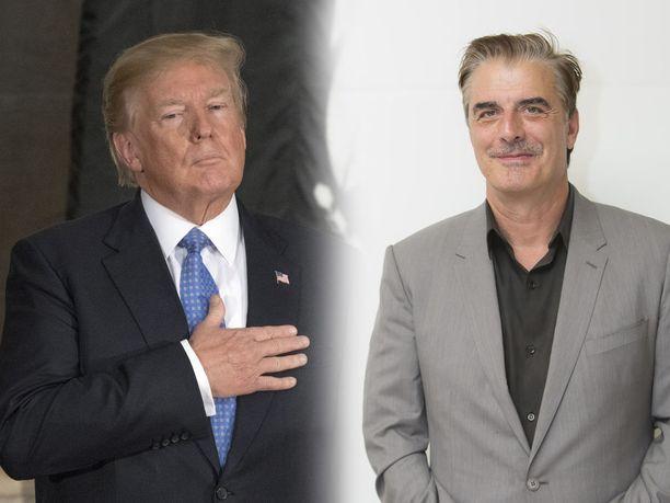 Nähdäänkö Chris Noth eli Mr. Big Yhdysvaltain presidenttivaaleissa 2020?