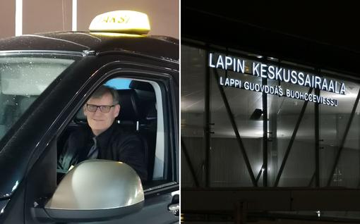 IL vieraili Rovaniemen keskussairaalalla – tieto koronaviruksesta sai taksikuskitkin käyttämään käsidesiä
