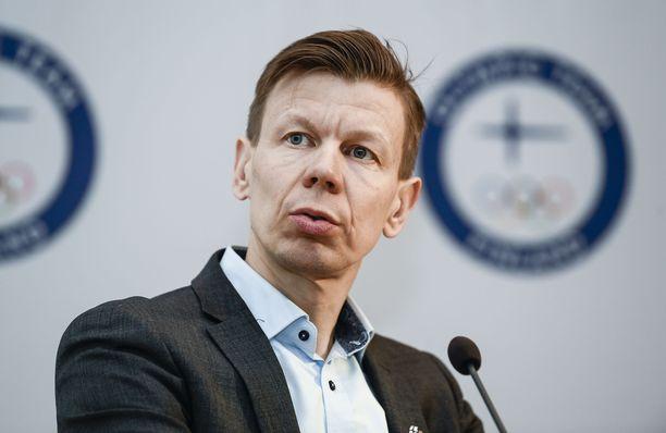 Mikko Salonen huomautti, että tuki ei saa jäädä matkalle sen lähdettyä valtion kirstusta.