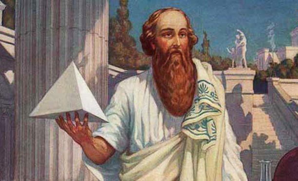 Jos Pythagoras oli olemassa, hän oli ilmeisesti jonkinlaisen oudon uskonnollisen kultin johtaja.
