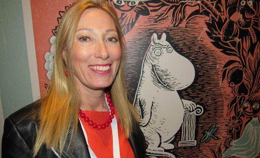 Sophie Jansson kertoi Tampereella yksityiskohtia tädistään.