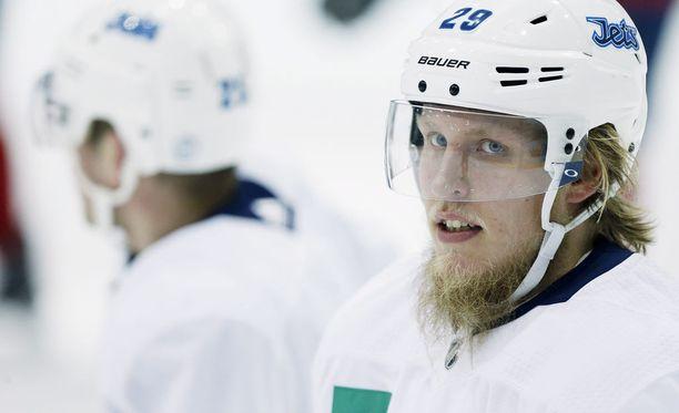 Patrik Laineen puntti ei tutise ennen seitsemättä peliä.