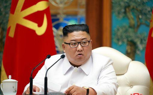 """Kim Jong-un: ydinaseet takaavat maan tulevaisuuden – """"Sotaa ei enää tule"""""""
