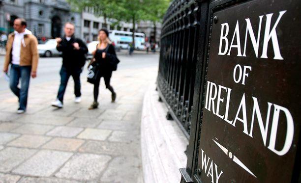 Irlannin toipuminen saattaa tapahtua alkuun vain Dublinissa, jolloin maan tulevaisuus on yhä jakaantuneempi.