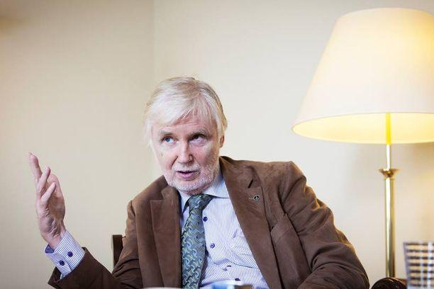 Tarja Halonen on Tuomiojan hengenheimolainen.