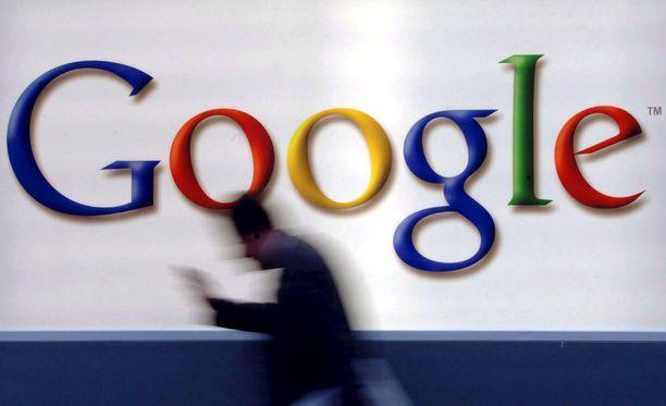 Tutkimuksen mukaan Googlea ei pääse pakoon. Kuvituskuva.