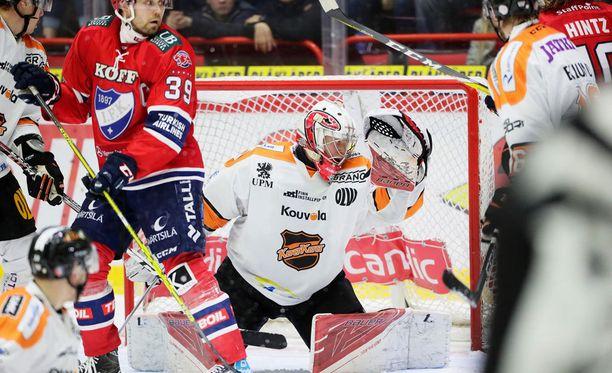 Markus Ruusu nollasi HIFK:n.