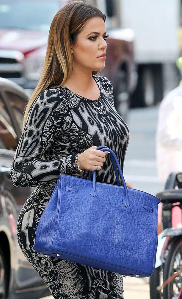 Khloe Kardashian ja Hermès Birkin