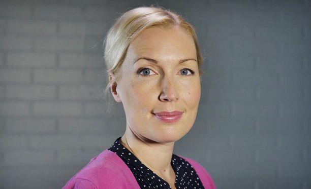 Salla Vuorikoski irtisanoutui Yleltä.