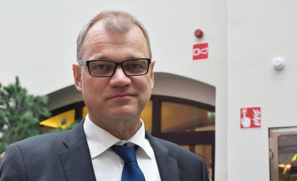 Juha Sipilä uskoo Turun tapahtumien vaikuttaneen IL-kyselyn tulokseen.