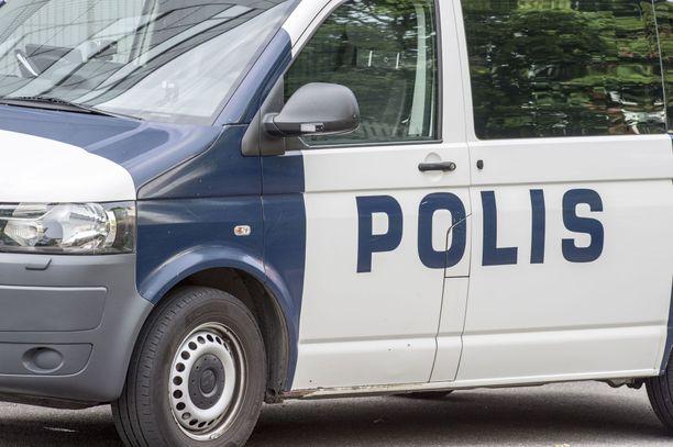 Poliisi otti kiinni Jyväskylän pääkirjastolla riehuneen miehen.