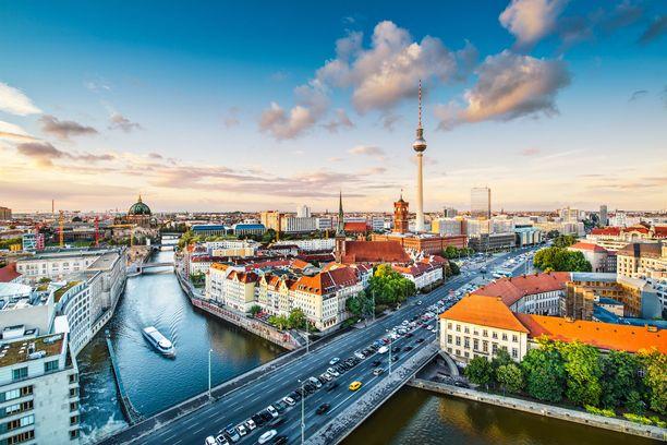 Berliini on suosittu kaupunkilomakohde, ja sen tarjonta on mitä monipuolisinta.