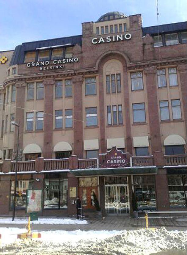 YDINKESKUSTASSA Helsingin kasino muutti Kampista Mikonkadulle muutama vuosi sitten.