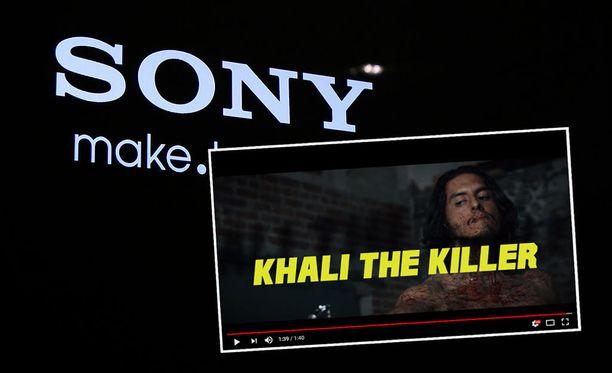 Sony vuosi vahingossa kokonaisen elokuvan Youtubeen.