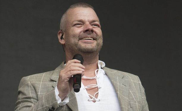 Jari Sillanpään keikkatilanne on muuttunut huumekäryn myötä.