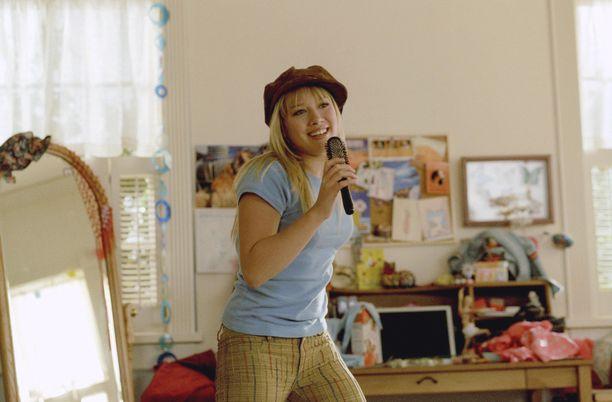 Tältä Lizzie McGuire näytti teini-ikäisenä.