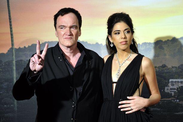 Ensin naimisiin, sitten isäksi. Näin se Tarantinon mieli muuttuu.