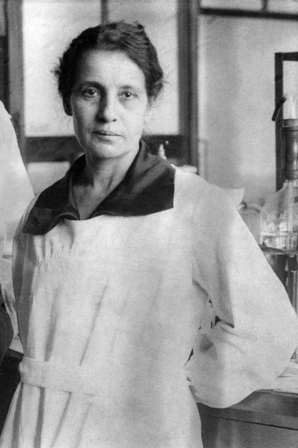 Lise Meitner vuonna 1927.