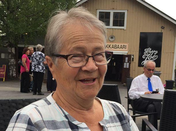 Muistisairas Maire Miinalainen, 75, katosi maanantaina puolenpäivän jälkeen Oulun Taka-Löytystä.