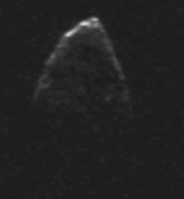 1950 DA -asteroidi havaittiin ensimmäisen kerran 23. helmikuuta vuonna 1950.