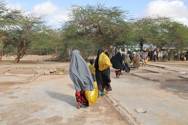 Tyttöjen sukupuolielinten silpominen on Somaliassa erittäin yleistä, sillä noin 98 prosenttia 15-49-vuotiasta naisista on ympärileikattu.