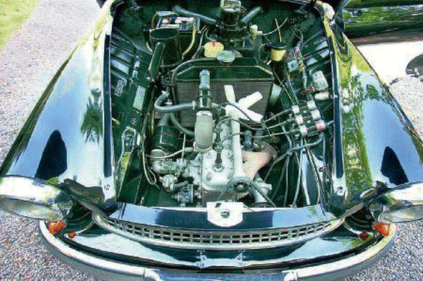 Wartburg 311 -malli esiteltiin Leipzigissä jo vuonna 1956. Sen ulkomuoto miellytti ja se saikin heti kansainvälisen muotoilupalkinnon.