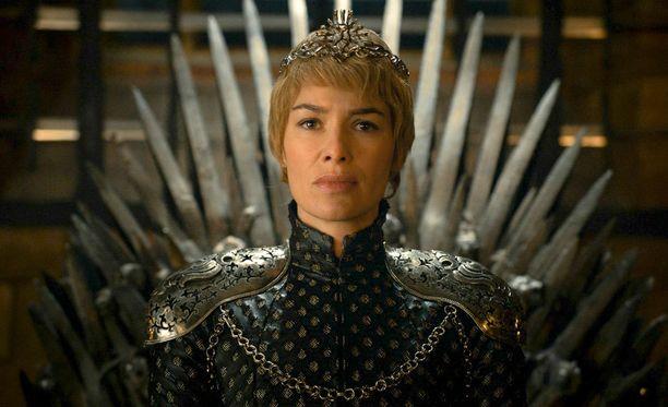 Lena Headey on yksi Game of Thrones -fantasiasarjan näyttelijöistä.