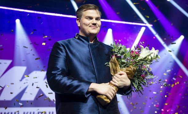 Aksel Kankaanranta on Suomen edustaja Rotterdamin Euroviisuissa.