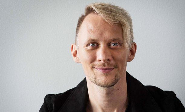 Jarno Laasala on onnellinen siitä, että hänen syöpänsä löydettiin ajoissa.