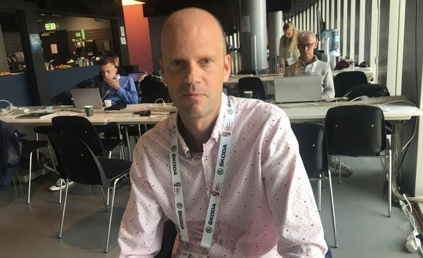Ruotsalainen jääkiekkospesialisti Mattias Ek arvioi, että Suomen MM-turnauksessa Tanskassa oli paljon outoja piirteitä.