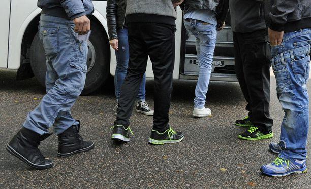 Raiskauksista epäilty mies on hakenut Suomesta turvapaikkaa. Kuvituskuva.