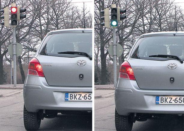 Kaupunkien liikennevaloissa ja ruuhkissa Stop and go näyttää kyntensä.