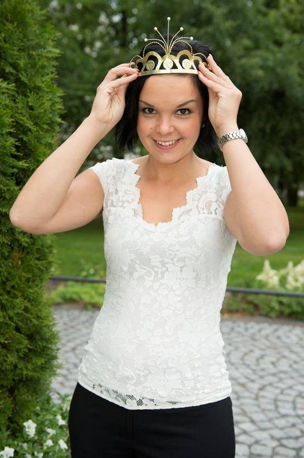 Maria Tyyster kokeili kolmatta kertaa onneaan Tangomarkkinoilla ja tällä kertaa tärppäsi.