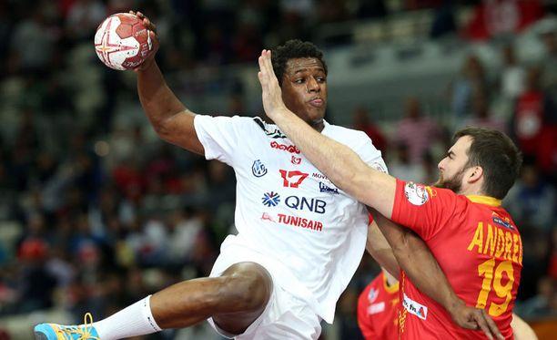 Tunisia ja Espanja kohtasivat viime sunnuntaina käsipallon MM-kisoissa.
