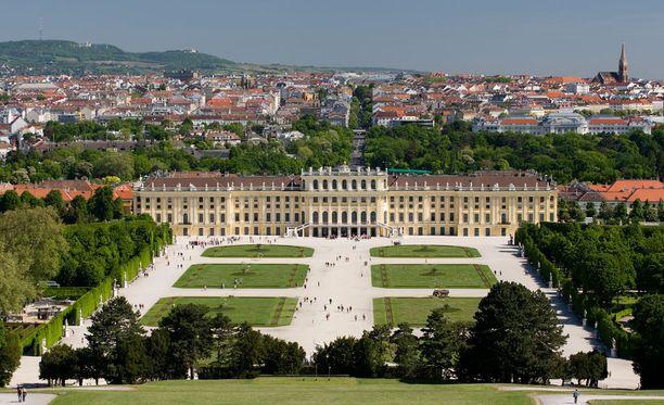 Wienissä kelpaa asua, toteaa kansainvälisen konsulttiyhtiön vertailu.