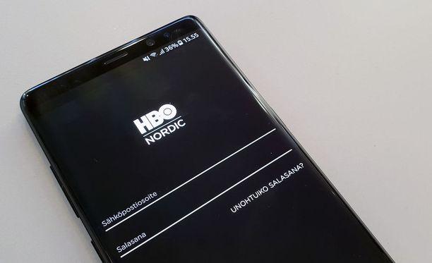 HBO:n nimissä liikkuu huijausviestejä. Kuvituskuva.