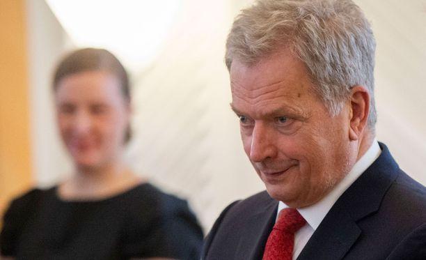 Presidentin mielestä suomalaiset voisivat kuunnella seniorikansalaisia ja ottaa oppia heidän elämänkokemuksesta.