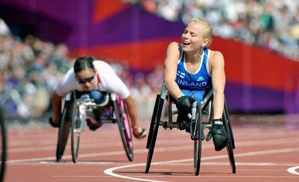 Leikkaus ei estä Amanda Kotajan osallistumista Rion paralympialaisiin.