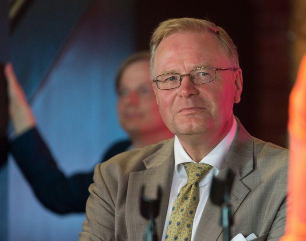Touko SIltala työskenteli Arto Paasilinnan kanssa viisitoista vuotta.