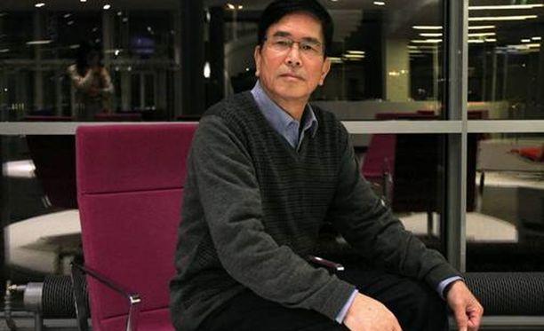 Kouvolan China Centerin entinen johtaja Jiazhu Wang toivoo saavansa oikeutta hovioikeudesta.