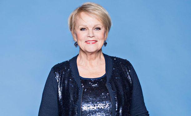 Katri Helena sai tänä vuonna kunnian esiintyä Linnan juhlissa.