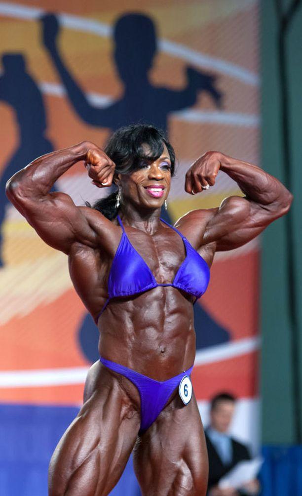 Iris Kyle on voittanut jo kymmenen Ms. Olympia -titteliä. Hän on ilmoittanut päättävänsä uransa.