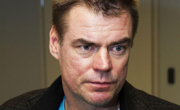 Raimo Helminen kiitti Suomi-kiekon kykyjä turnauksesta.