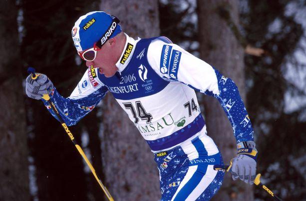 Ramsaun MM-kisat vuonna 1999 olivat Jari Isometsälle todella epäonniset.