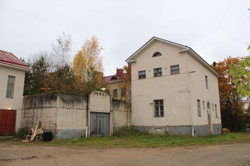 Leppäniemen rangaistusosasto sijaitsee Laukaassa.