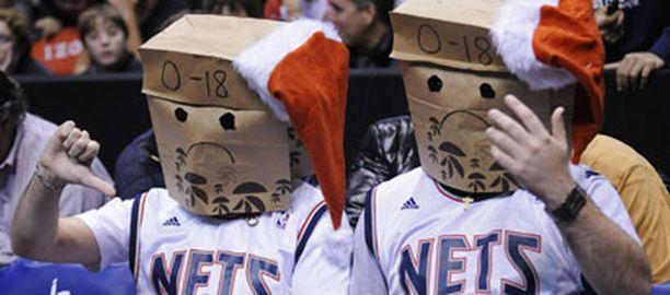 Netsin fanit ovat saaneet tarpeeksi joukkueen tarpomisesta.