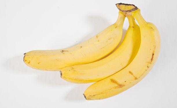Veikan perhe aikoo jatkossakin syödä banaaneja.